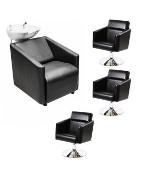 """Парикмахерское кресло """"Сити"""""""