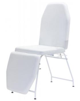 """Косметологическое кресло """"Дина"""" стационарное, без ручек"""